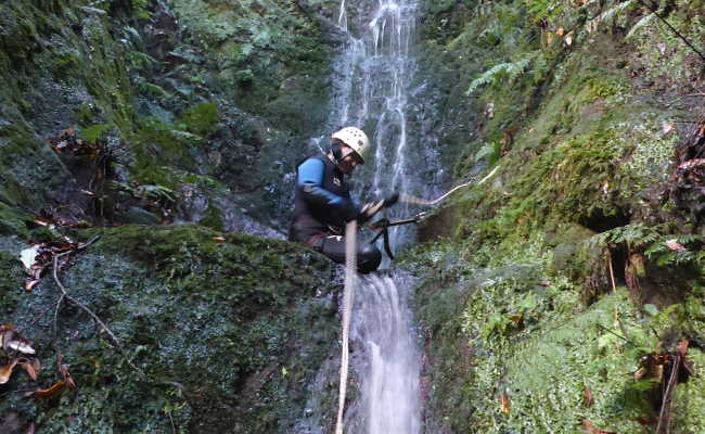 Canyoning Voltas